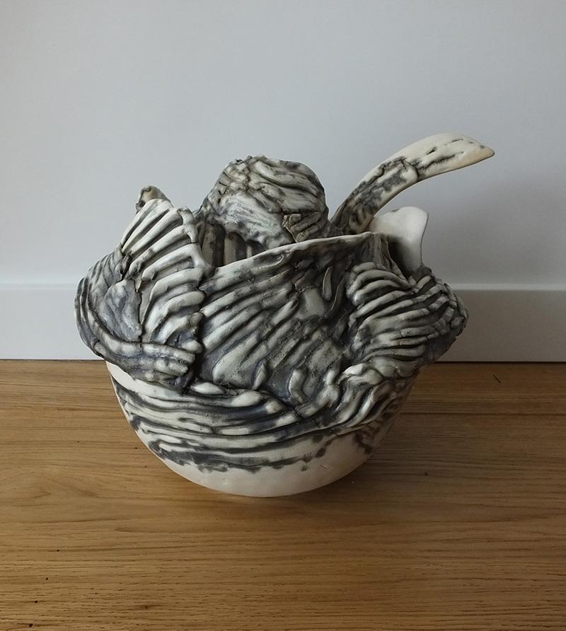 Ręcznie wykonana waza do zupy